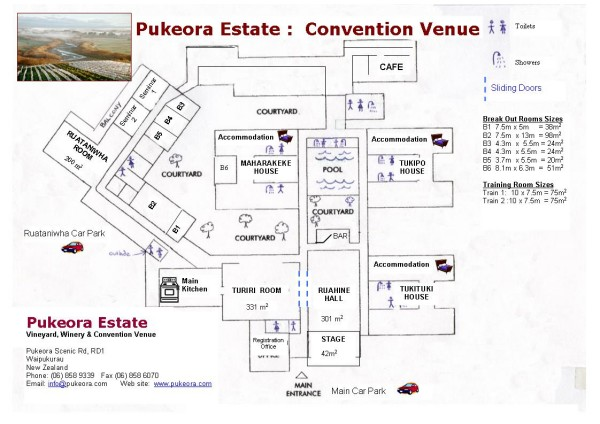 Convention Venue Plan